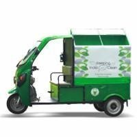Kinetic Green 	Kinetic Safar Shakti (Garbage Collector) Picture