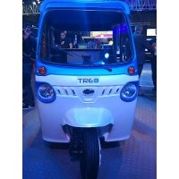 Mahindra Treo Electric Picture
