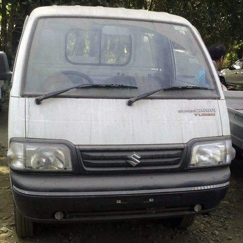Maruti Super Carry Turbo Spy Front View
