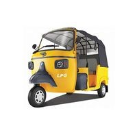 Piaggio ape City LPG Picture