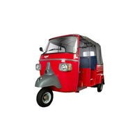 Piaggio ape City Petrol Picture