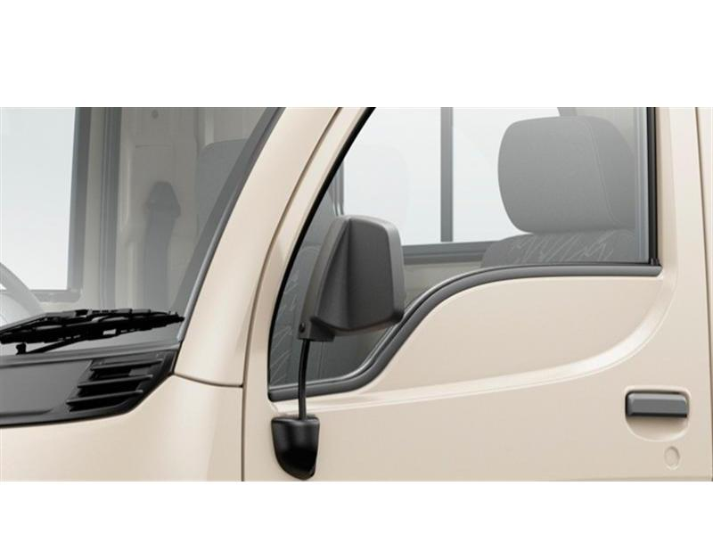 Ace Dicor Tcic Outside Rear View Mirror