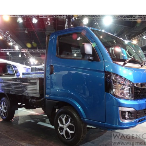 Tata Intra Side View