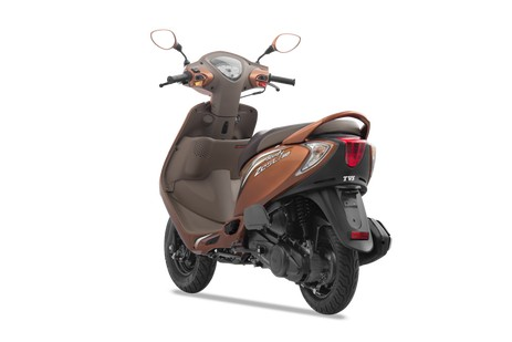 Scooty Pep Seat Height
