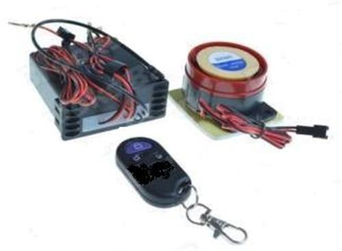 12v Remote Controlled Alarm