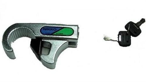 Brake Lever - Throttle Security Lock