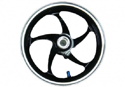 Front Alloy wheel