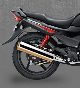Karizma R Silencer Guard