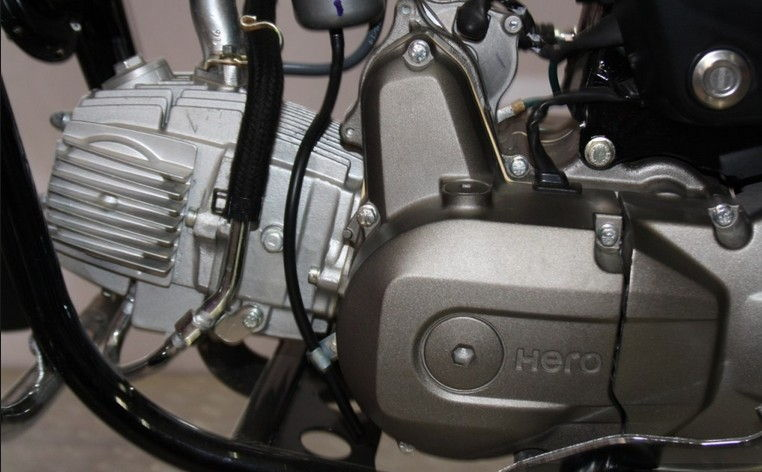 Splendor Pro Classic Engine Guard