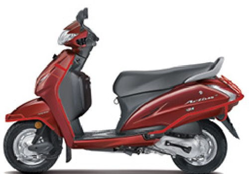 Guard Kit (Activa) - Red