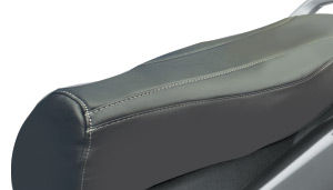 Seat Cover - Black Deluxe