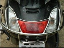 Bumper Guard Rear