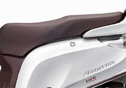 Seat Cover - Brown