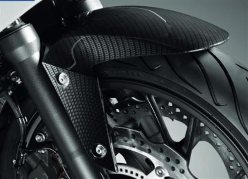 Carbon-look Front Mudguard