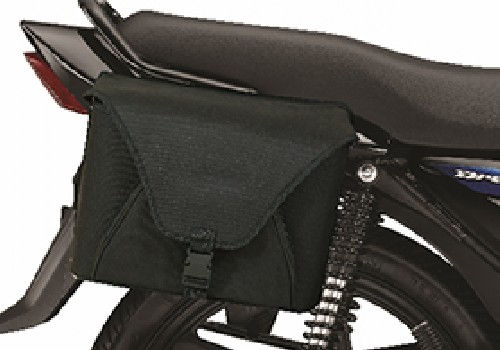 Saddle Bag Assy Black