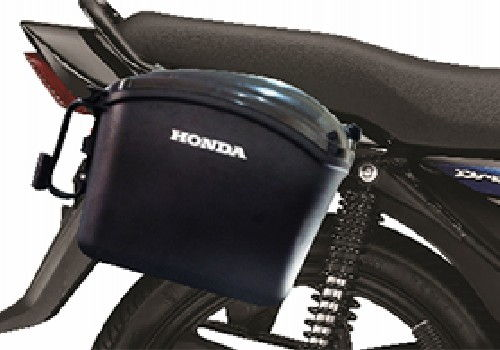 Side Box- With Helmet Lock