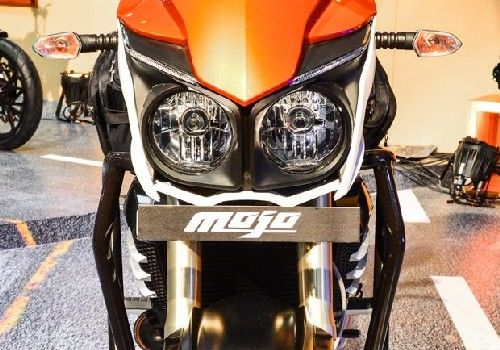 Mojo Crash Guard Front
