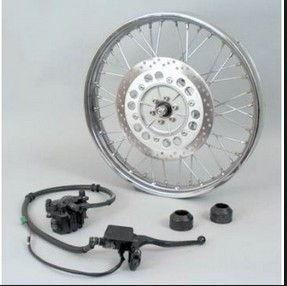 Bullet 500 EFI Disc Brake Kit