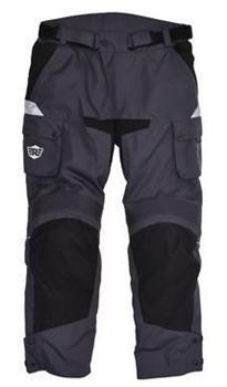 Kaza - Classic Adventure Touring Trouser - Grey