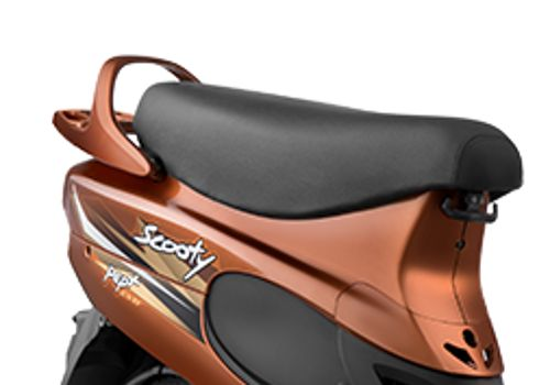 Double Stitched Hysteresis Seat