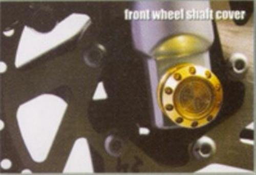 Front Wheel Shaft Cover