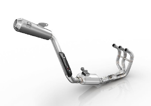 High - Mount Exhaust System