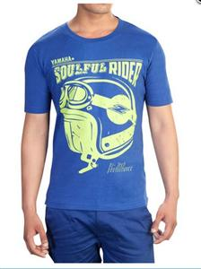 Z Soulful Rider Blue T-Shirt