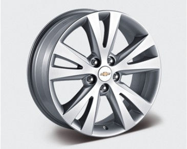 18 Inch Alloy Wheels - Set of 4