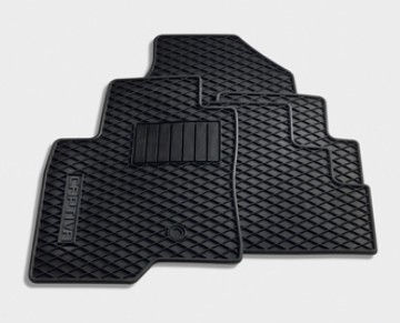 Floor Mats - All Weather - Set of 4