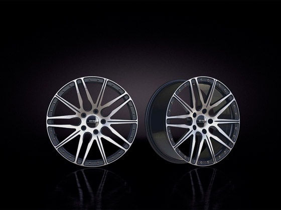 MAG WHEELS SET OF 5