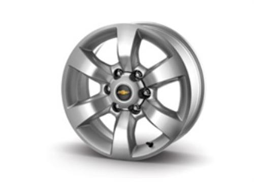 18 Alloy Wheels and Cap Hub