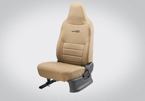 Seat cover Art Leather : Full Beige