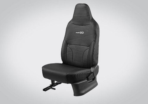 Seat cover Art Leather : Full Black