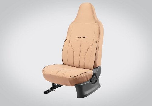 Seat cover Fabric : Full Beige