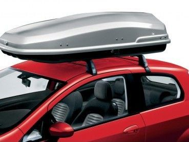Grande Punto Roof Bars for 5 Door Models