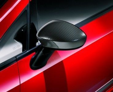 Side Mirror Covers - Carbon Design