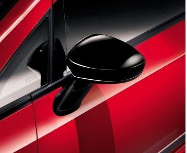 Side Mirror Covers - Shiny Black