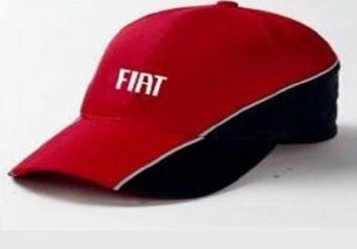Cap Red Black261