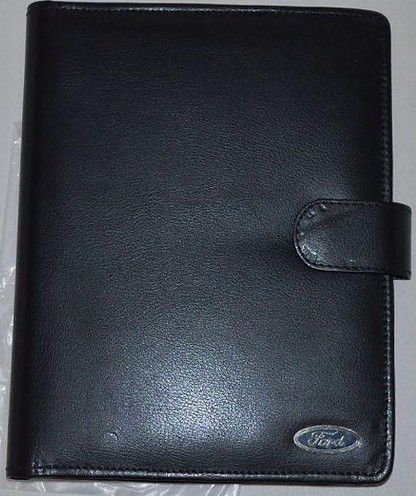 Vehicle Document Holder