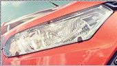 White Streak Bulbs H1 H7