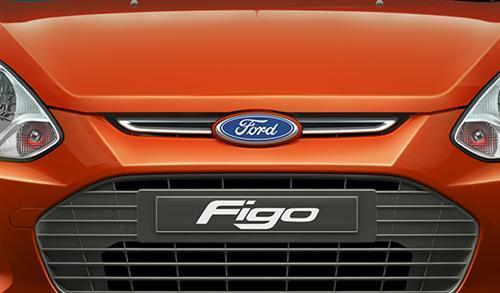 Figo 2012  Chrome Finisher Front Grille