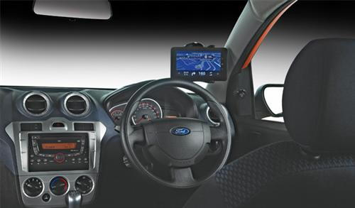 Map My India Infotainment System