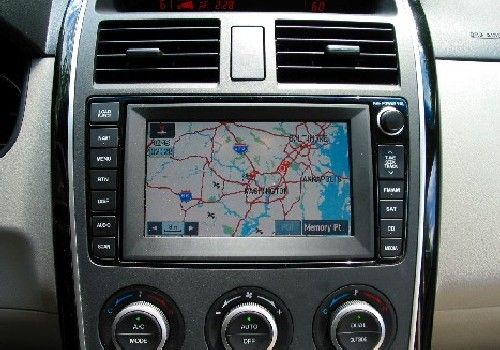 Mustang GPS System
