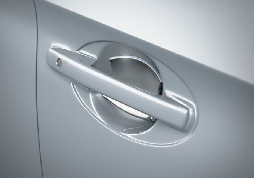 Chrome Door Handle Protector