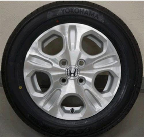 Alloy Wheels Set of 4 Pcs 14 inch