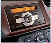 Double Din MP3 Player
