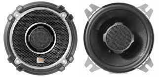 Rear Round Speakers