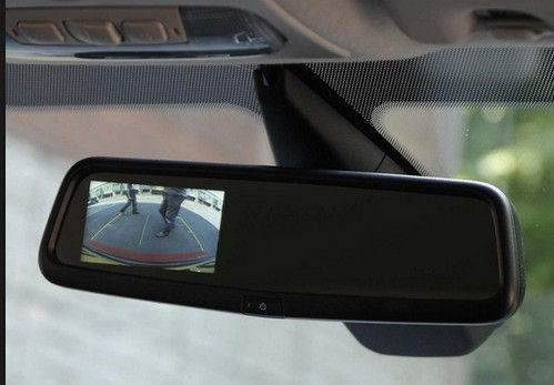 Reverse Camera With Screen