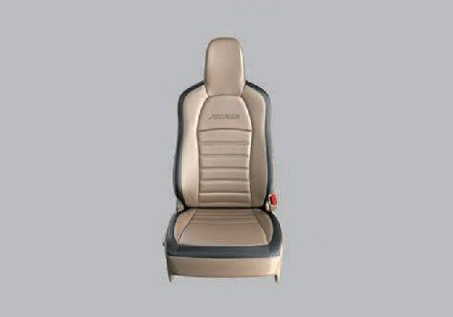 Seat Cover Horizontal Stitch with Black Stripes