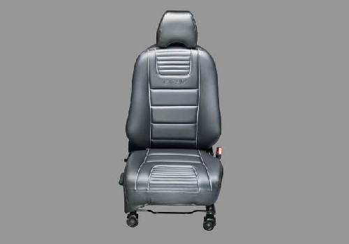 Kit Seat Cover Pvc With Silver Piping